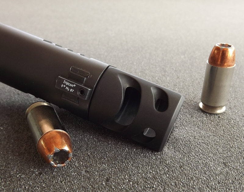 My review and pics of EKF Dual Action Recoil Spring